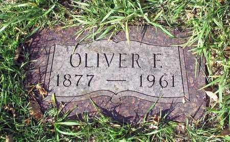BROBST, OLIVER F. - Barnes County, North Dakota | OLIVER F. BROBST - North Dakota Gravestone Photos