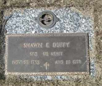 DUFFY, SHAWN E. - Barnes County, North Dakota | SHAWN E. DUFFY - North Dakota Gravestone Photos