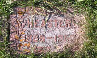 LAUSCH, HEASTER - Barnes County, North Dakota | HEASTER LAUSCH - North Dakota Gravestone Photos