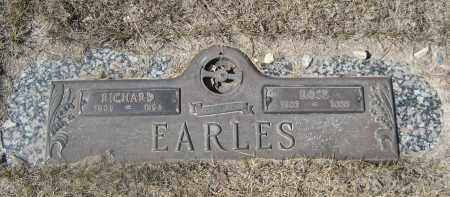 EARLES, ROSE - Barnes County, North Dakota   ROSE EARLES - North Dakota Gravestone Photos