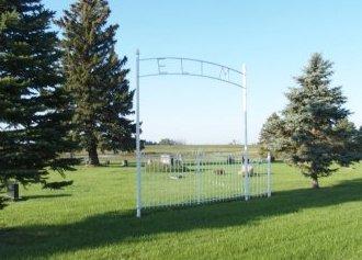 01-CEMETERY, GATE - Barnes County, North Dakota   GATE 01-CEMETERY - North Dakota Gravestone Photos