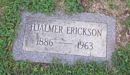 ERICKSON, HJALMER - Barnes County, North Dakota | HJALMER ERICKSON - North Dakota Gravestone Photos