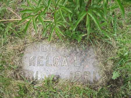 FJELD, HELGA - Barnes County, North Dakota   HELGA FJELD - North Dakota Gravestone Photos