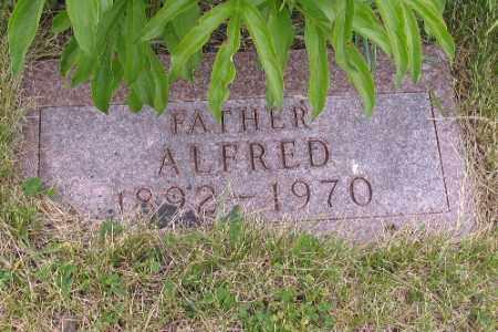 GILBERTSON, ALFRED - Barnes County, North Dakota | ALFRED GILBERTSON - North Dakota Gravestone Photos