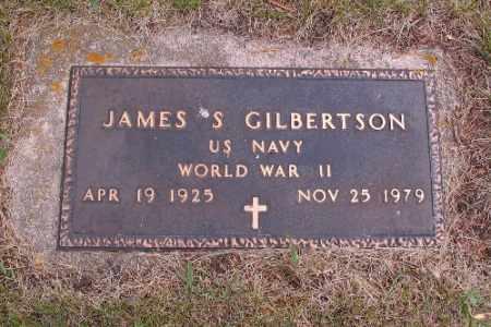 GILBERTSON, JAMES S. - Barnes County, North Dakota | JAMES S. GILBERTSON - North Dakota Gravestone Photos