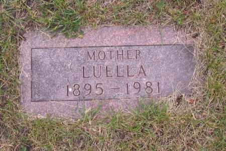 GILBERTSON, LUELLA - Barnes County, North Dakota | LUELLA GILBERTSON - North Dakota Gravestone Photos