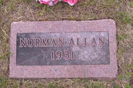 GILBERTSON, NORMAN ALLAN - Barnes County, North Dakota | NORMAN ALLAN GILBERTSON - North Dakota Gravestone Photos