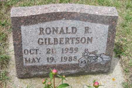 GILBERTSON, RONALD R. - Barnes County, North Dakota | RONALD R. GILBERTSON - North Dakota Gravestone Photos