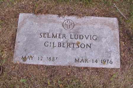 GILBERTSON, SELMER LUDVIG - Barnes County, North Dakota | SELMER LUDVIG GILBERTSON - North Dakota Gravestone Photos