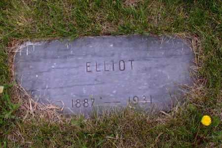 GUSAAS, ELLIOT - Barnes County, North Dakota   ELLIOT GUSAAS - North Dakota Gravestone Photos