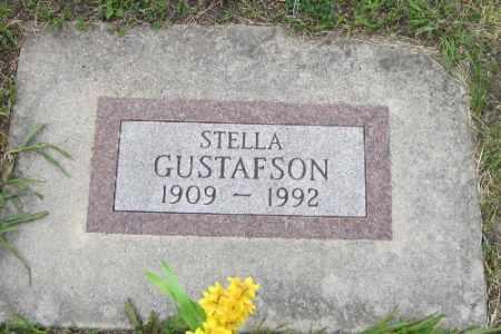 GUSTAFSON, STELLA - Barnes County, North Dakota | STELLA GUSTAFSON - North Dakota Gravestone Photos