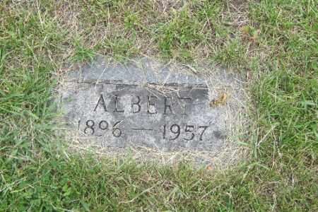 GUSTOFSON, ALBERT - Barnes County, North Dakota | ALBERT GUSTOFSON - North Dakota Gravestone Photos
