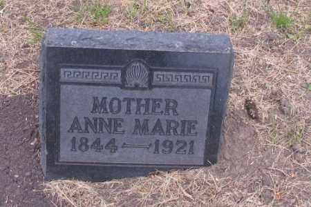 HANSON, ANNE MARIE - Barnes County, North Dakota | ANNE MARIE HANSON - North Dakota Gravestone Photos