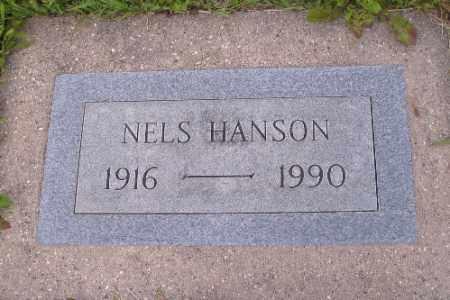 HANSON, NELS - Barnes County, North Dakota   NELS HANSON - North Dakota Gravestone Photos