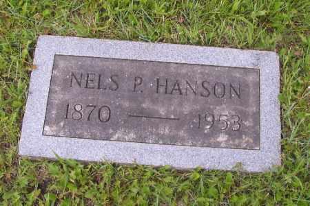 HANSON, NELS P. - Barnes County, North Dakota | NELS P. HANSON - North Dakota Gravestone Photos