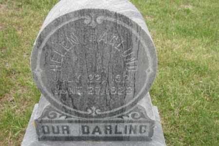 HEGLUND, HELEN - Barnes County, North Dakota | HELEN HEGLUND - North Dakota Gravestone Photos