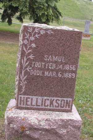 HELLICKSON, SAMUL - Barnes County, North Dakota | SAMUL HELLICKSON - North Dakota Gravestone Photos