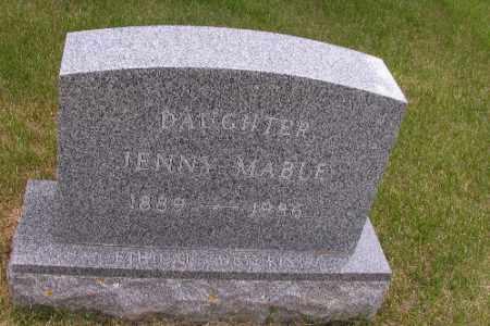 HOILAND, JENNY MABLE - Barnes County, North Dakota | JENNY MABLE HOILAND - North Dakota Gravestone Photos