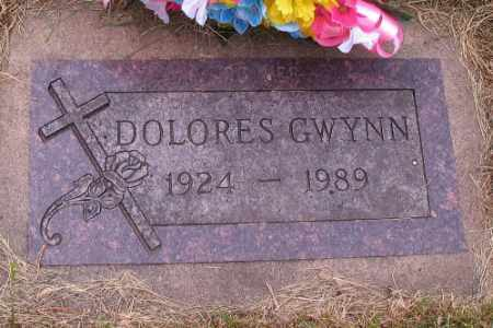 HOVDE, DOLORES GWYNN - Barnes County, North Dakota | DOLORES GWYNN HOVDE - North Dakota Gravestone Photos