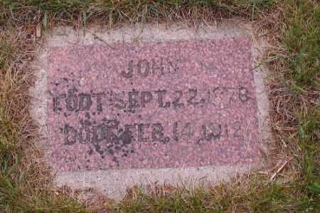 HOVDE, JOHN - Barnes County, North Dakota   JOHN HOVDE - North Dakota Gravestone Photos