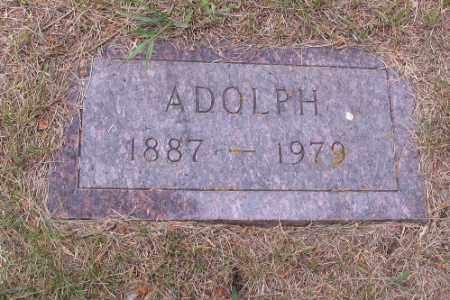 JOHNSON, ADOLPH - Barnes County, North Dakota | ADOLPH JOHNSON - North Dakota Gravestone Photos