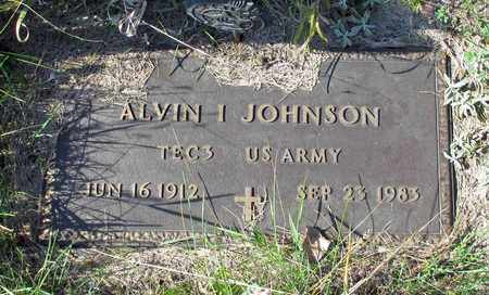 JOHNSON, ALVIN I. - Barnes County, North Dakota | ALVIN I. JOHNSON - North Dakota Gravestone Photos