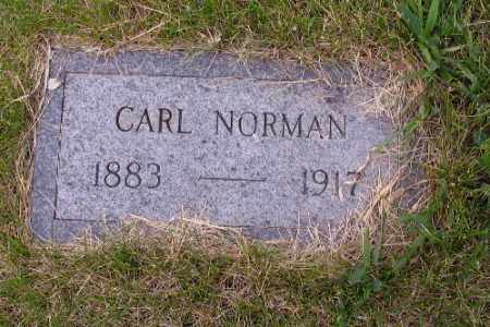 JOHNSON, CARL NORMAN - Barnes County, North Dakota | CARL NORMAN JOHNSON - North Dakota Gravestone Photos