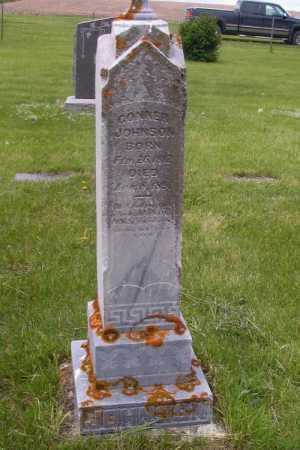 JOHNSON, CONNER - Barnes County, North Dakota | CONNER JOHNSON - North Dakota Gravestone Photos