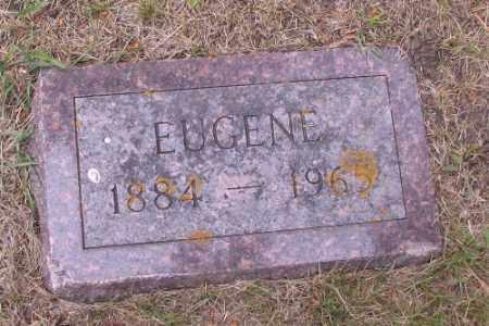 JOHNSON, EUGENE - Barnes County, North Dakota | EUGENE JOHNSON - North Dakota Gravestone Photos