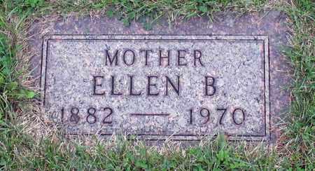 JOHNSON, ELLEN B. - Barnes County, North Dakota | ELLEN B. JOHNSON - North Dakota Gravestone Photos
