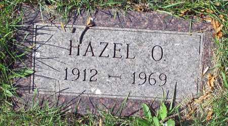 JOHNSON, HAZEL O. - Barnes County, North Dakota | HAZEL O. JOHNSON - North Dakota Gravestone Photos