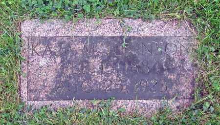 JOHNSON, KAJA - Barnes County, North Dakota | KAJA JOHNSON - North Dakota Gravestone Photos