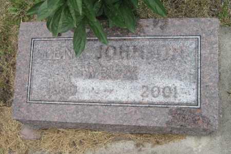 JOHNSON, LENA - Barnes County, North Dakota | LENA JOHNSON - North Dakota Gravestone Photos