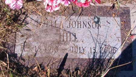 JOHNSON, LUELLA - Barnes County, North Dakota   LUELLA JOHNSON - North Dakota Gravestone Photos