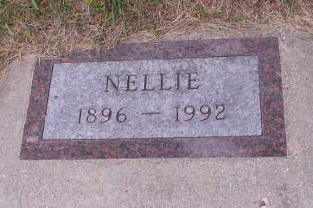 JOHNSON, NELLIE - Barnes County, North Dakota | NELLIE JOHNSON - North Dakota Gravestone Photos