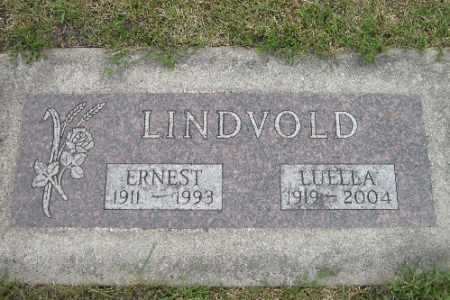 LINDVOLD, ERNEST - Barnes County, North Dakota | ERNEST LINDVOLD - North Dakota Gravestone Photos