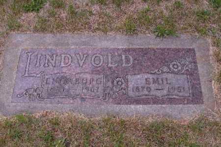 LINDVOLD, EMIL - Barnes County, North Dakota   EMIL LINDVOLD - North Dakota Gravestone Photos