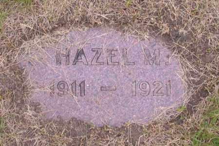 LONGVOLD, HAZEL M. - Barnes County, North Dakota   HAZEL M. LONGVOLD - North Dakota Gravestone Photos