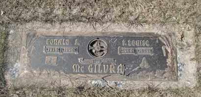 MCGILURA, DONALD J. - Barnes County, North Dakota | DONALD J. MCGILURA - North Dakota Gravestone Photos