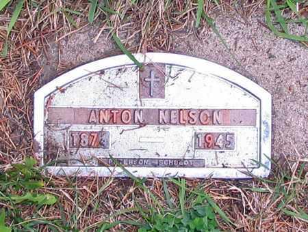 NELSON, ANTON - Barnes County, North Dakota | ANTON NELSON - North Dakota Gravestone Photos