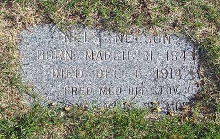 NELSON, ANNA - Barnes County, North Dakota | ANNA NELSON - North Dakota Gravestone Photos