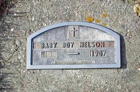 NELSON, BABY BOY - Barnes County, North Dakota | BABY BOY NELSON - North Dakota Gravestone Photos