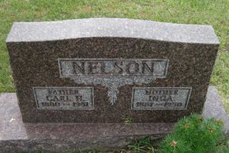 NELSON, INGA - Barnes County, North Dakota | INGA NELSON - North Dakota Gravestone Photos