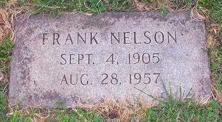 NELSON, FRANK - Barnes County, North Dakota | FRANK NELSON - North Dakota Gravestone Photos