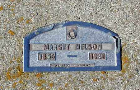 NELSON, MARGET - Barnes County, North Dakota | MARGET NELSON - North Dakota Gravestone Photos