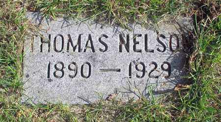 NELSON, THOMAS - Barnes County, North Dakota | THOMAS NELSON - North Dakota Gravestone Photos