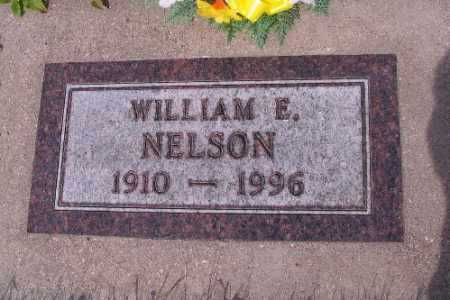 NELSON, WILLIAM E. - Barnes County, North Dakota | WILLIAM E. NELSON - North Dakota Gravestone Photos