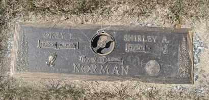 NORMAN, OKEY L. - Barnes County, North Dakota | OKEY L. NORMAN - North Dakota Gravestone Photos