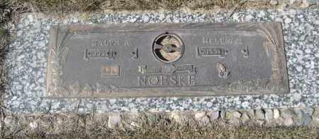 NORSKE, RALPH A. - Barnes County, North Dakota | RALPH A. NORSKE - North Dakota Gravestone Photos