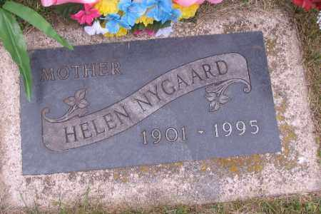 NYGAARD, HELEN - Barnes County, North Dakota | HELEN NYGAARD - North Dakota Gravestone Photos